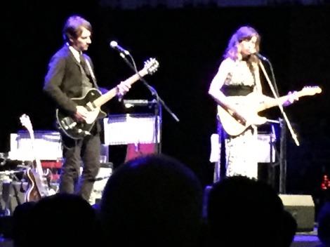 Lera Lynn with Joshua Grange
